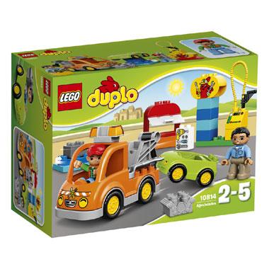LEGO DUPLO sleepwagen 10814