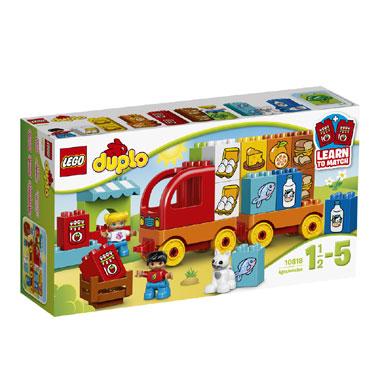 LEGO DUPLO mijn eerste vrachtwagen 10818