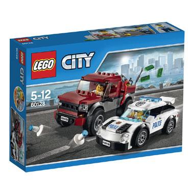 LEGO City politieachtervolging 60128
