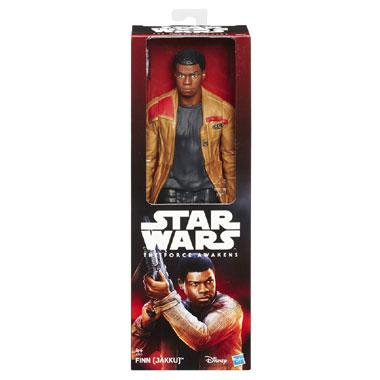 Star Wars Episode VII Finn Jakku figuur 30 cm