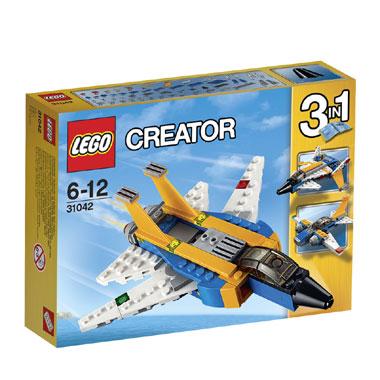 LEGO Creator superstraaljager 31042