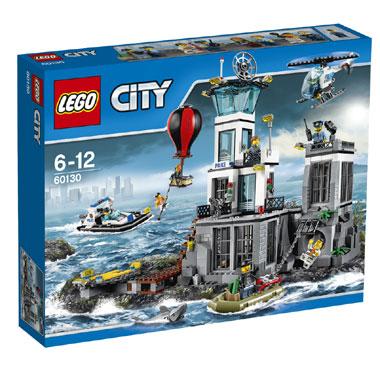 LEGO City gevangeniseiland 60130