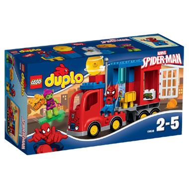 LEGO DUPLO Spider-Man Spider truck 10608