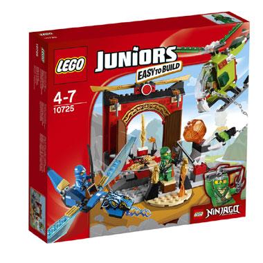 LEGO Juniors Ninjago Verloren Tempel 10725