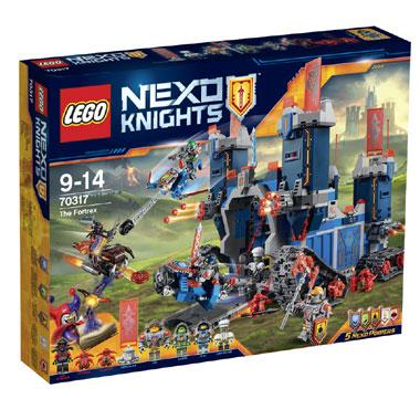 LEGO Nexo Knights De Fortrex 70317