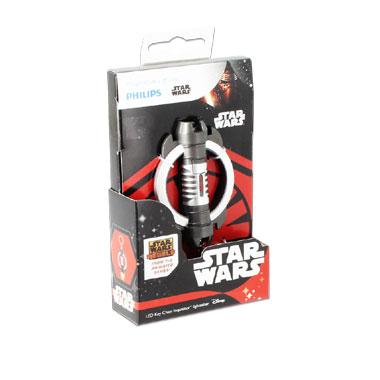 Star Wars Inquisitor Lightsaber LED sleutelhanger