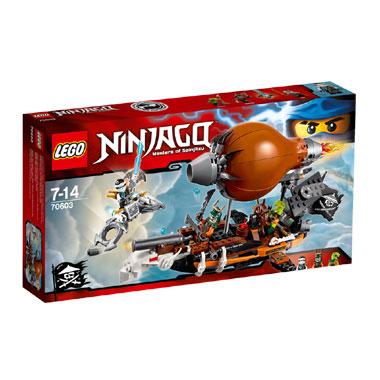 LEGO Ninjago aanvalszeppelin 70603