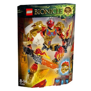 LEGO Bionicle Tahu Vereniger van het Vuur 71308
