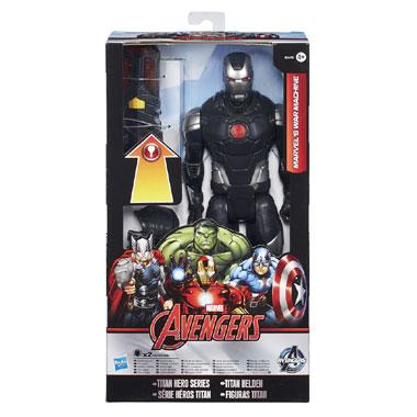 Avengers Titan War Machine actiefiguur