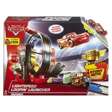 Disney Cars supersnelle looping lanceerder