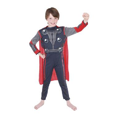 Avengers Thor kostuum - maat 116/134