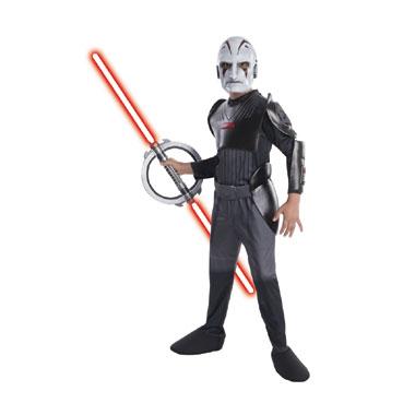 Star Wars Rebels Inquisitor Deluxe verkleedkostuum - maat 116/128