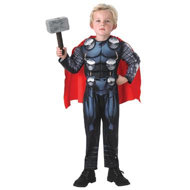 Avengers Thor kostuum deluxe - maat 92/116