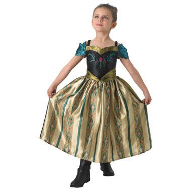 Disney Frozen Anna jurk - maat 116/128