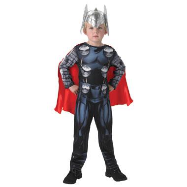 Avengers Thor kostuum - maat 116/128
