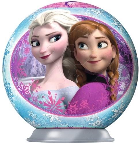 Disney Frozen 3D puzzel - 54 stukjes