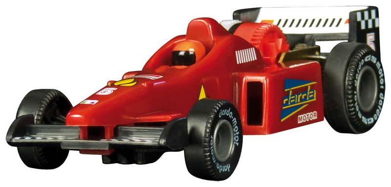 Darda Ferrari Formule 1
