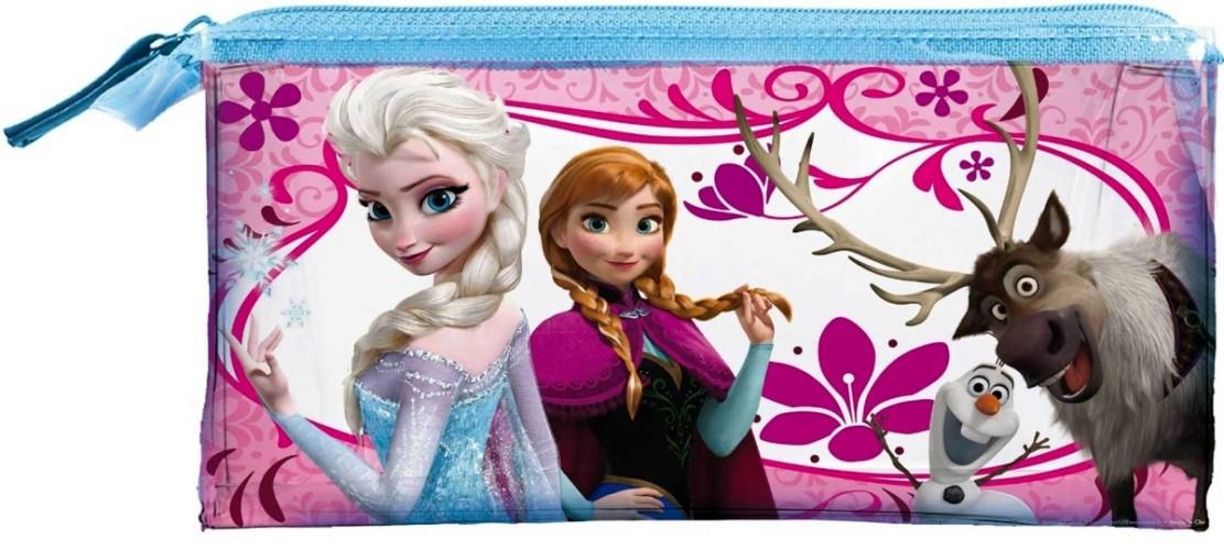 Disney Frozen etui lachen
