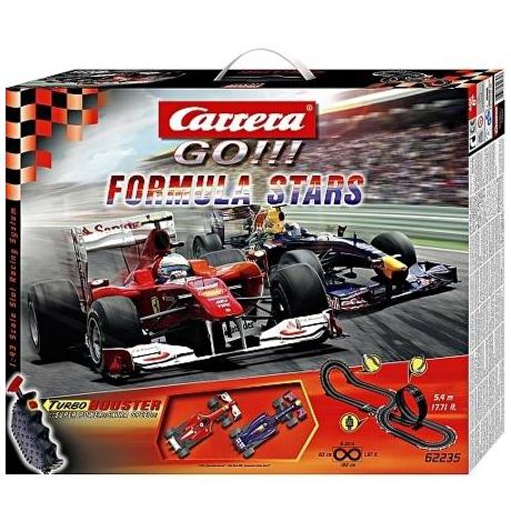 Carrera Go! Formula stars racebaan