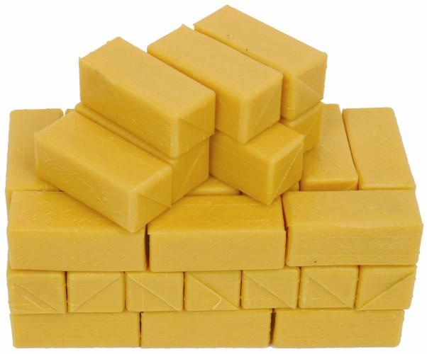 Kleine vierkante hooi balen 36 stuks Britains