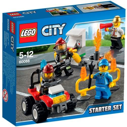 Lego City Brandweer starterset - 60088