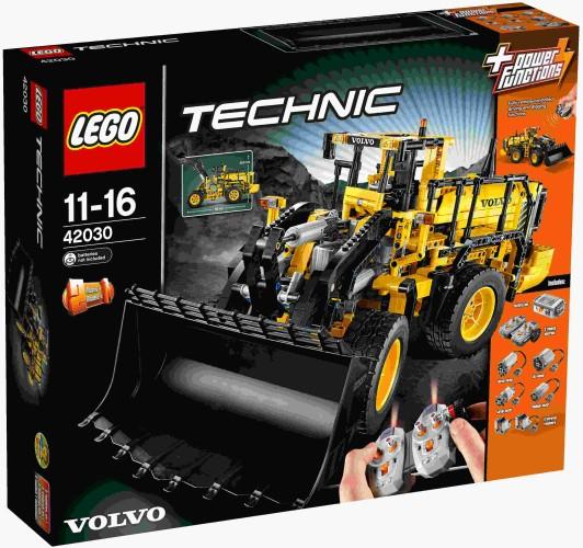 Lego Technic afstand bedienbare Volvo L350F - 42030