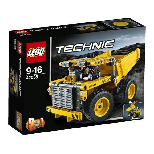Lego Technic Mijnbouwtruck - 42035