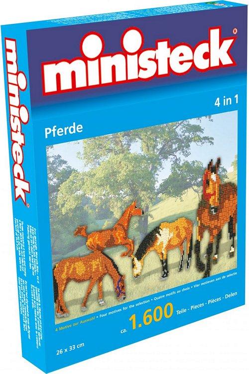 Ministeck paarden 4-in-1