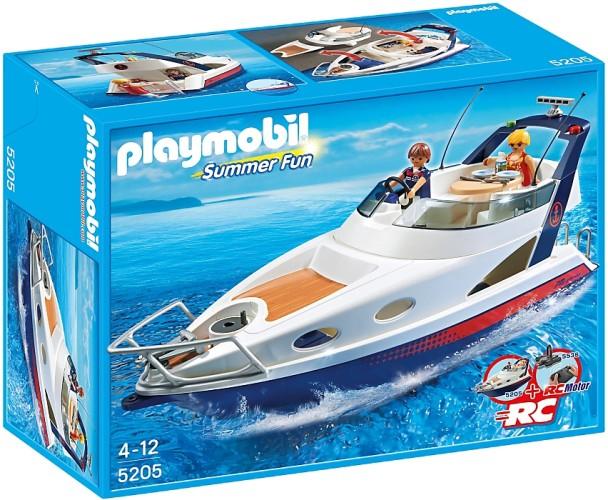 Playmobil Summer Fun Luxe Jacht - 5205