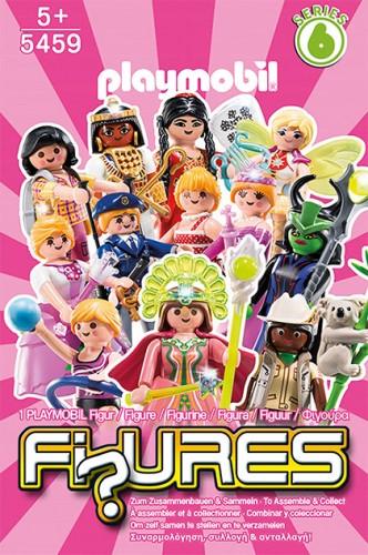 Playmobil figuur meisje serie 6 - 5459