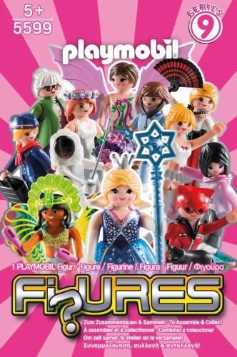 Playmobil figuur meisje serie 9 - 5599