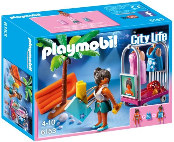 Playmobil City Life Fotoshoot op strand - 6153
