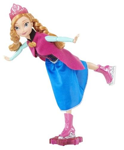Disney Frozen pop schaatsende Anna