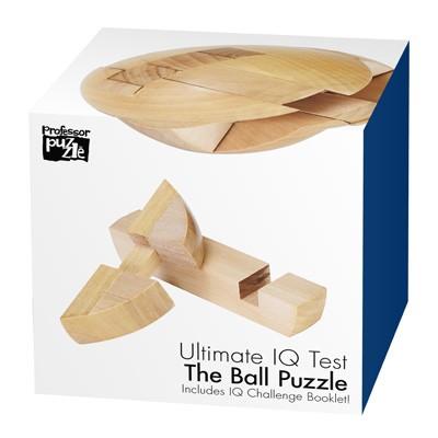 Ultimate IQ test - de bal