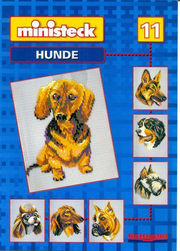 Ministeck voorbeeldenboek 11 - Honden