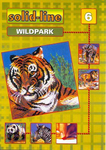 Ministeck voorbeeldenboek 6 - Wildpark