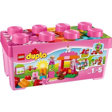 LEGO DUPLO alles-in-één roze doos 10571