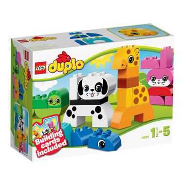 LEGO DUPLO creatieve dieren 10573
