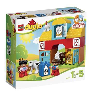 LEGO DUPLO mijn eerste boerderij 10617