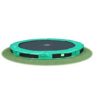 Exit InTerra trampoline groen 305