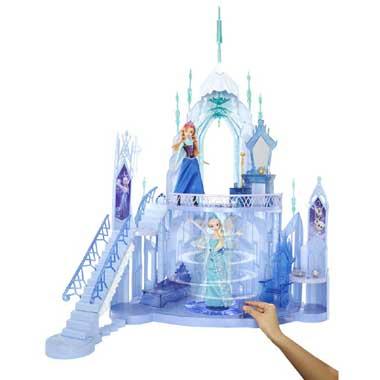 Disney Frozen Elsa ijspaleis