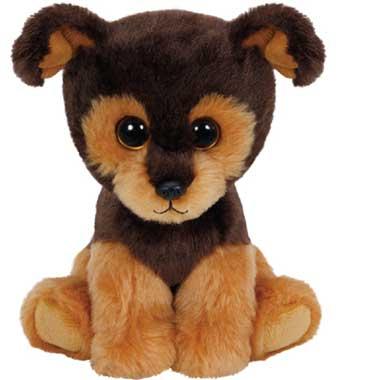 Ty Beanie Boo knuffel Tucker - 15 cm