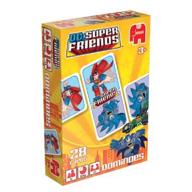 Jumbo Superfriends dominospel