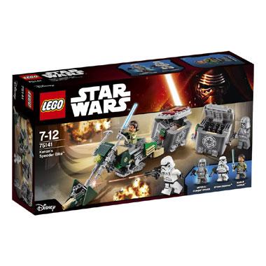 LEGO Star Wars Kanan's Speeder Bike 75141