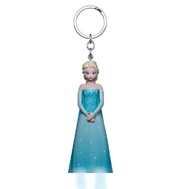 Disney Frozen Elsa sleutelhanger met licht