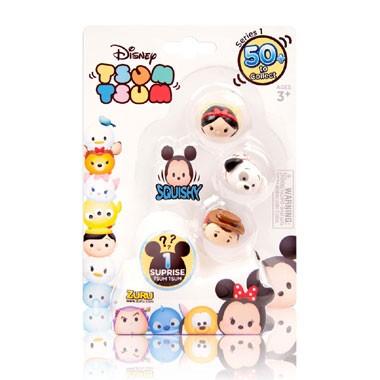Disney Tsum Tsum 4-pack