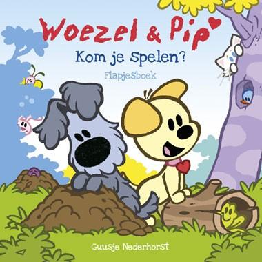 Woezel & Pip: Kom je spelen? - G. Nederhorst