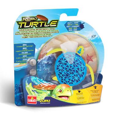 Robo Turtle - blauw