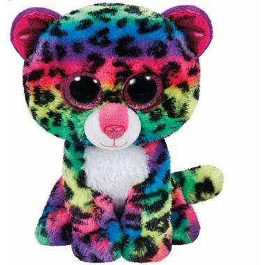 TY Beanie Boo luipaard Dotty - 15cm