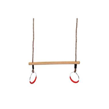 SwingKing trapeze met ringen